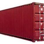 Container-maritim