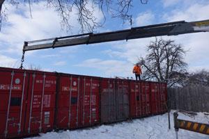 Containere Romania Estpoint