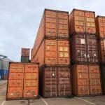 Vanzari containere maritime second hand anul 2020